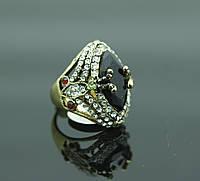 Уникальное кольцо перстень оптом. Новогодние украшения оптом. 103