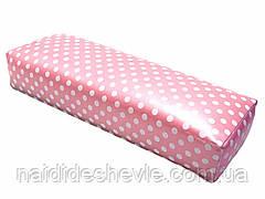 Подлокотник для маникюра Розовый