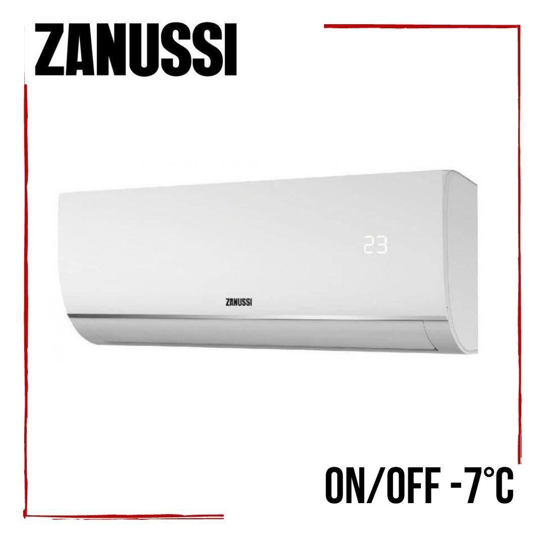 Кондиціонер Zanussi Siena з безкоштовною доставкою ZACS-09 HS/A17N1 on/off -7°С спліт система он-офф