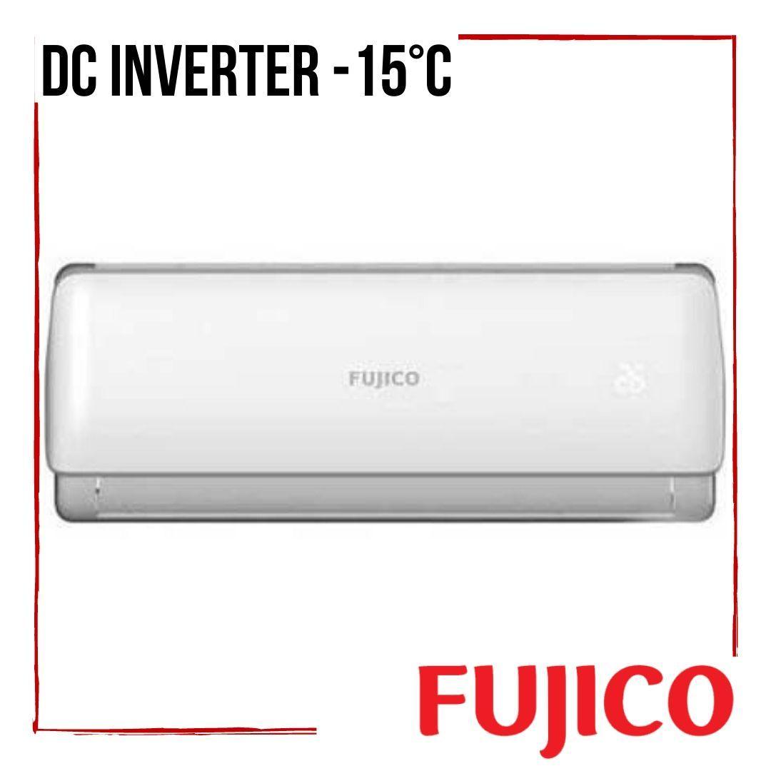 Кондиционер Fujico с бесплатной доставкой ACF-I24AHRDN1 DC Inverter -15°С не дорогая сплит система инверторная