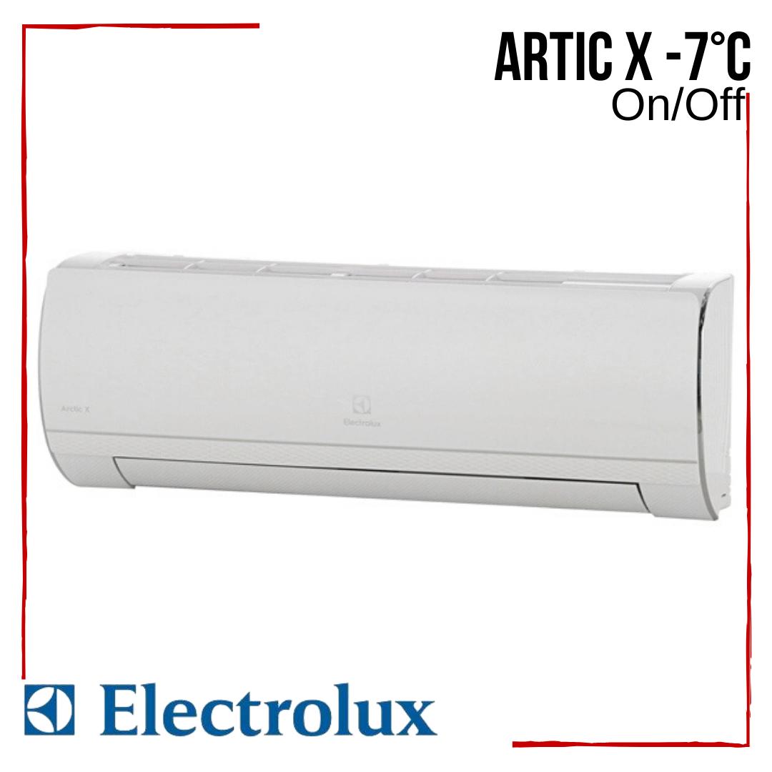 Кондиціонер Electrolux з безкоштовною доставкою EACS-07HAR_X/N3 Arctic X On/Off -7°С спліт-система он-офф