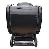 Масажне крісло ZENET ZET-1288 Black 20 програм, фото 4
