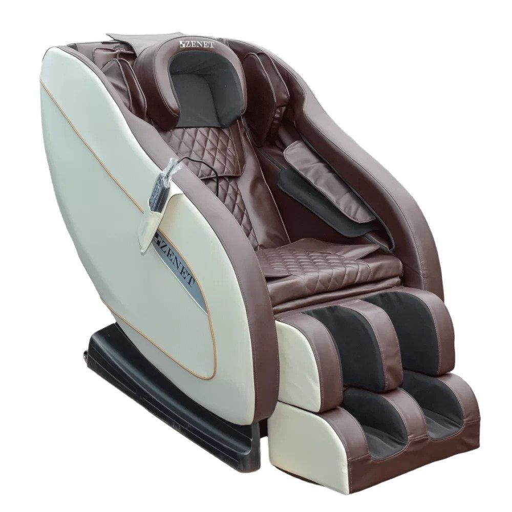 Масажне крісло ZENET ZET-1288 Brown 20 програм