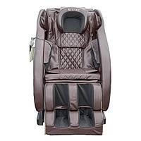 Масажне крісло ZENET ZET-1288 Brown 20 програм, фото 2