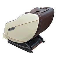Масажне крісло ZENET ZET-1288 Brown 20 програм, фото 4