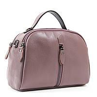 Женская кожаная сумочка клатч - 2906  purple. Купить женский кожаный клатч недорого в Украине, фото 1