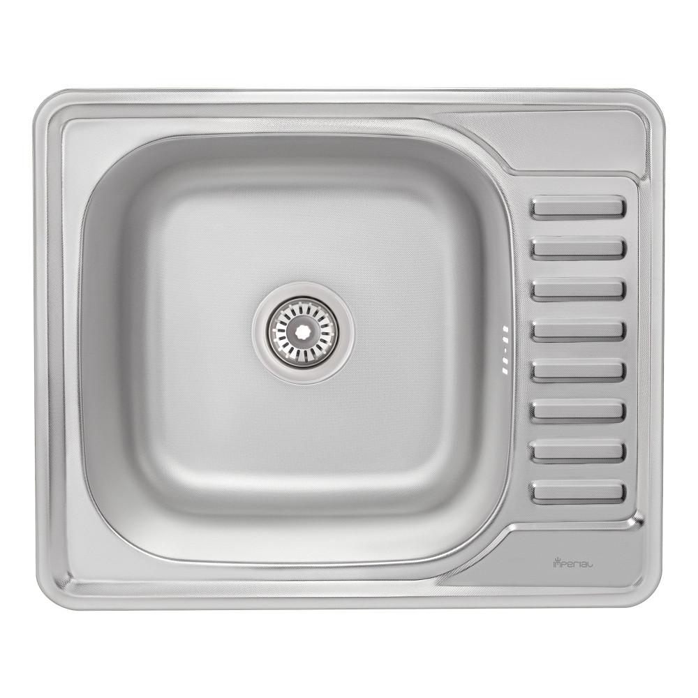 Кухонная мойка Imperial 5848 Micro Decor (IMP584808MICDEC)
