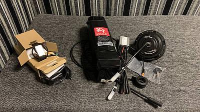 Електронабір 350w мотор-колесо переднє з акумулятором + дисплей