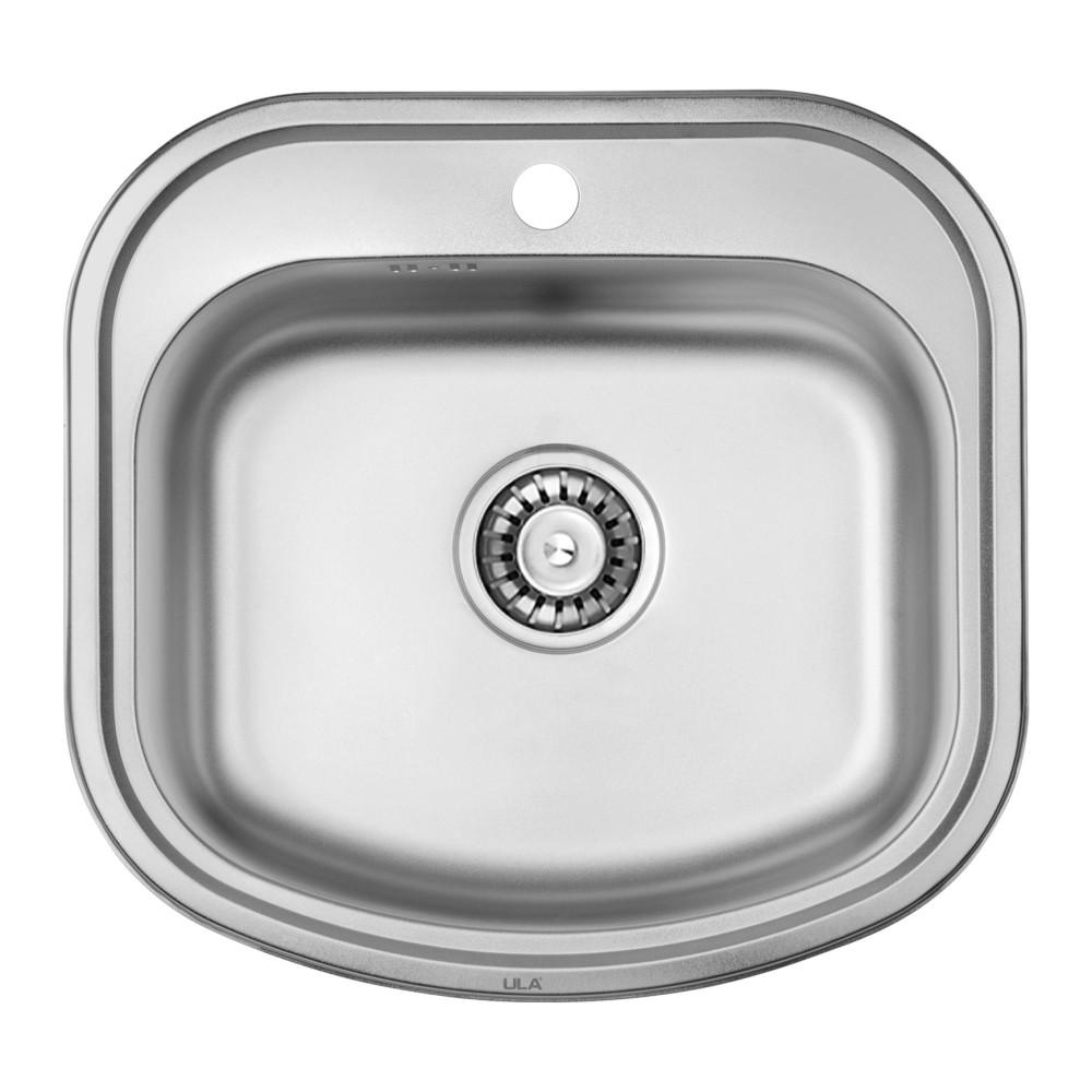 Кухонна мийка ULA 7701 U Satin (ULA7701SAT08)