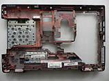 Оригінальний Корпус низ, Нижня частина корпусу з роз'ємом живлення Lenovo Ideapad G560 G565 БУ, фото 2
