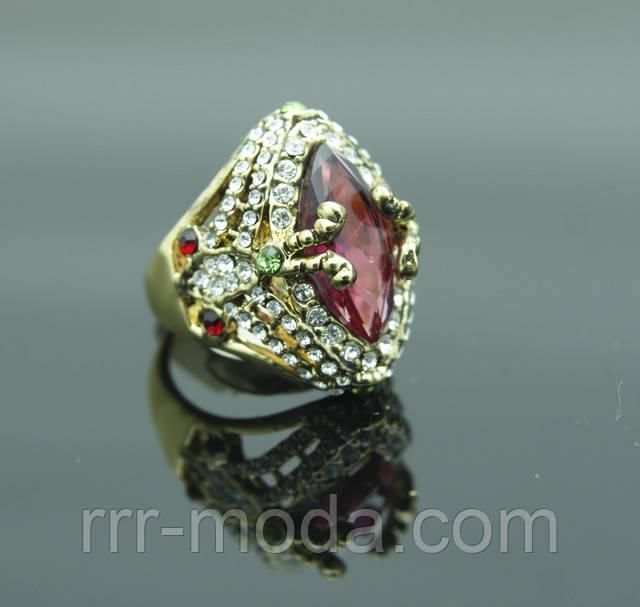Модные королевские перстни кольца для женщин оптом.
