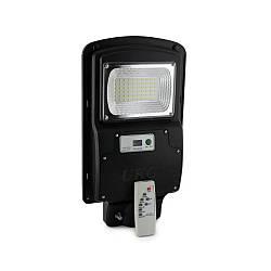 Ліхтар вуличний світильник акумуляторний Cobra solar street light R1 1VPP 125W Remot з пультом
