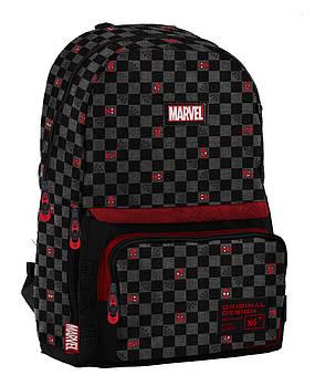 Школьный рюкзак анатомический для 5-11 класса Марвел Человек Паук YES T-82 Marvel.Spiderman (554687)