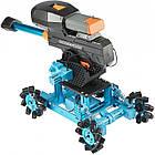 Танк ZIPP Toys MonsterTank блакитний K7 на радіо управління, фото 3