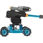 Танк ZIPP Toys MonsterTank блакитний K7 на радіо управління, фото 2