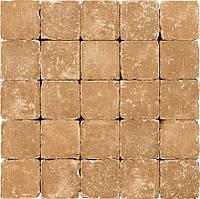 Камень «Винтаж» 150х150 мокко