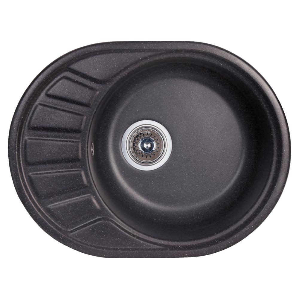 Кухонна мийка Fosto 5845 SGA-420 (FOS5845SGA420)