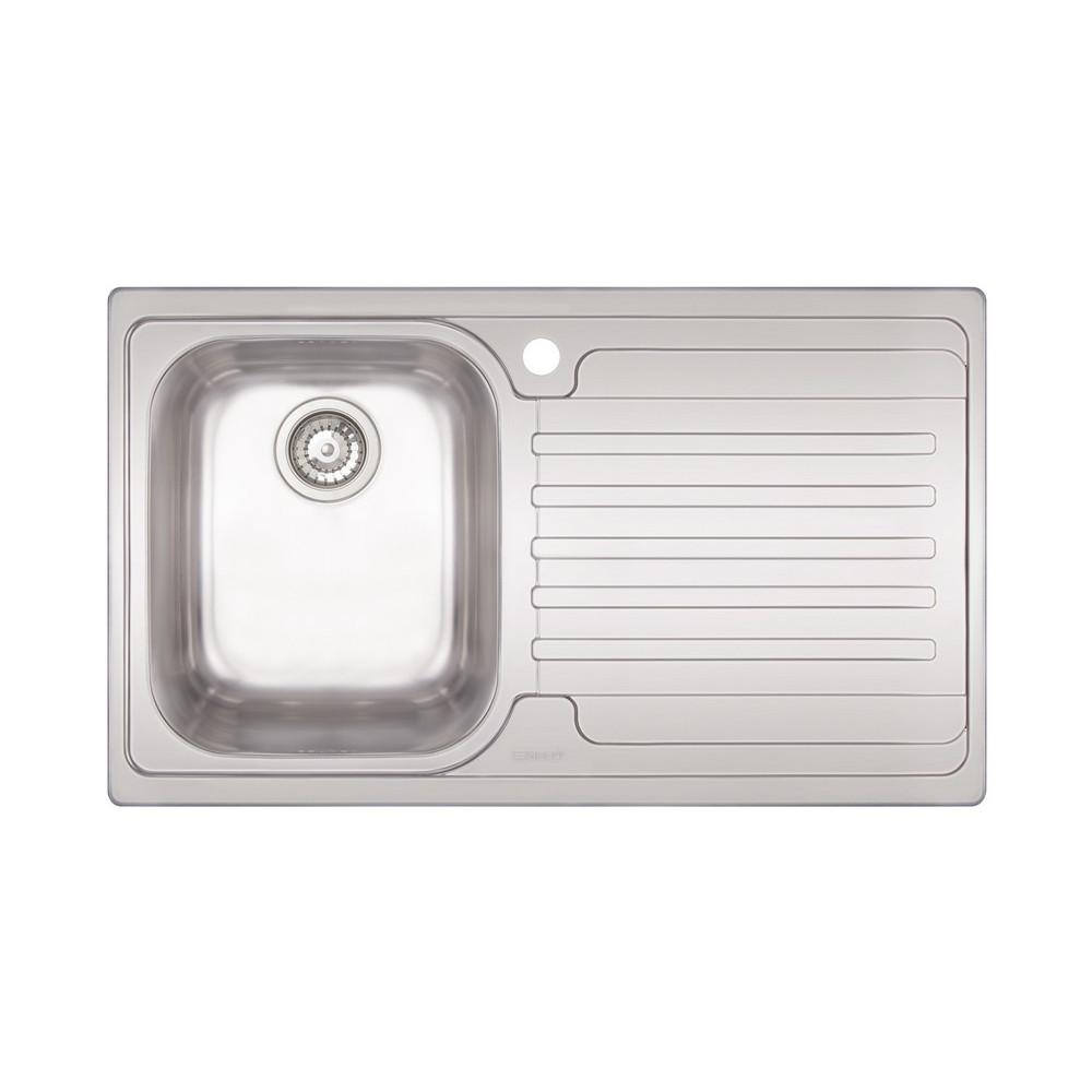 Кухонная мойка Apell Venezia VE861IRBC Brushed