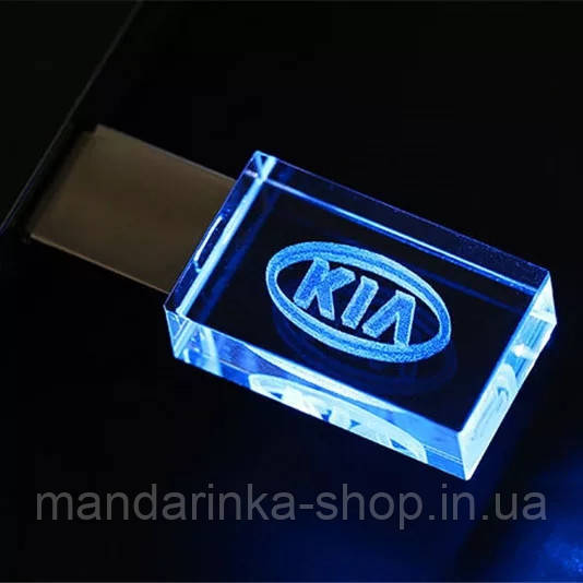 Флешка з логотипом KIA (КІА) 32 Гб