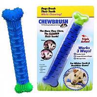 Зубная щетка для собак Сhewbrush, фото 1