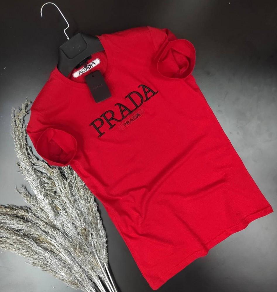 Футболка Prada Red
