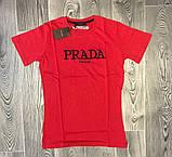 Футболка Prada Red, фото 3
