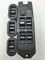 Комплект кнопок стеклоподъемника Нексия grog Корея