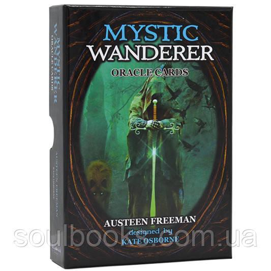 Mystic Wanderer Oracle Cards (Оракул Таємничого Мандрівника)