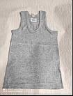 Майка для хлопчиків однотона бренд DONELLA Р. р 4-5 року, фото 2