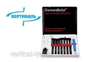 Наногибридный світлотвердіючий композит Diamondbrite