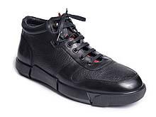 Ботинки CLEMENTO 40 Черные 22-HR938-B15-LP3-A-40, КОД: 907083