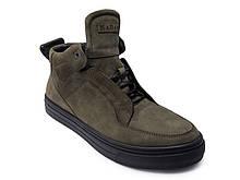 Ботинки KADAR 3433722 45 Зеленые, КОД: 1922739