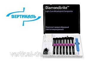 Микрогибридный світлотвердіючий композит Diamondbrite