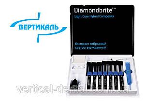 Гібридний світлотвердіючий композит Diamondbrite