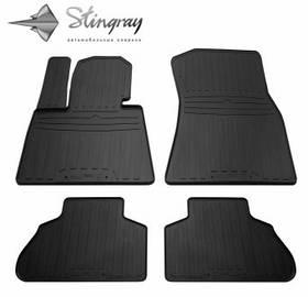 Коврики в машину для BMW X7 (G07) (7 seats) (2018-...) комплект 4 передних коврика
