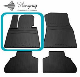 Коврики в машину для BMW X7 (G07) (7 seats) (2018-...) комплект передний левый коврик