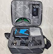 3D Лазерний нівелір KRAISSMANN 12 3D-LLG 25 RG професійний рівень 3д, фото 3