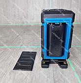 3D Лазерний нівелір KRAISSMANN 12 3D-LLG 25 RG професійний рівень 3д, фото 2