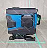 3D Лазерний нівелір KRAISSMANN 12 3D-LLG 25 RG професійний рівень 3д, фото 4