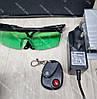 3D Лазерний нівелір KRAISSMANN 12 3D-LLG 25 RG професійний рівень 3д, фото 6