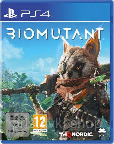 Biomutant PS4 / PS5