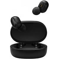 Навушники вакуумні безпровідні з мікрофоном Xiaomi Mi True Wireless Earbuds (AirDots) Basic 2 Black