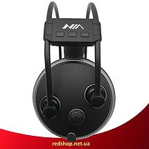 Навушники безпровідні S1000 Lux - Bluetooth-навушники гарнітура з мікрофоном і FM радіо + AUX, фото 2
