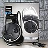 Навушники безпровідні S1000 Lux - Bluetooth-навушники гарнітура з мікрофоном і FM радіо + AUX, фото 5