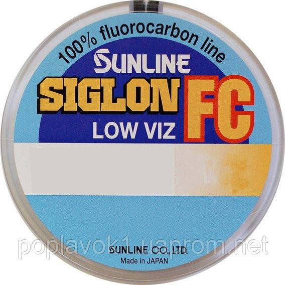 Флюорокарбон Sunline Sig-FC 50м (0.415мм 10.9кг)