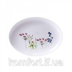 Блюдо овальне Luminarc Florent 33 см N9703