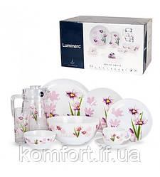 Сервіз столовий Luminarc Dream Grass 46 пр. P0334