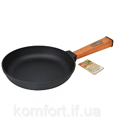 Сковорода чавунна Brizoll Оптима О2035-Р