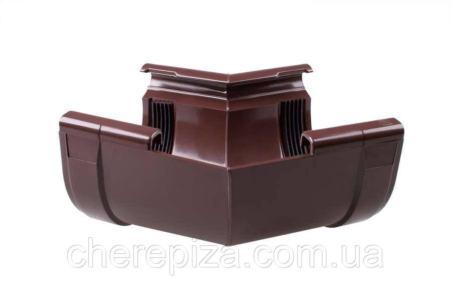 Кут внутрішній Profil 130 коричневий W 135°