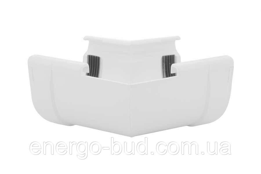 Кут внутрішній Profil 90 білий W 135°